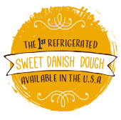 The First Refrigerated Danish Dough - Now Available in the U.S.A.