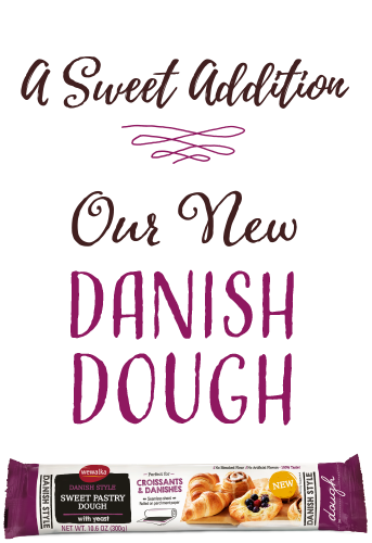Our New Danish Dough!